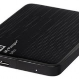 WD 1TB Black My Passport Ultra 1