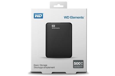 wd elements 500gb