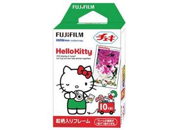 נייר צילום 10 תמונות Fujifilm Instax Hello Kitty