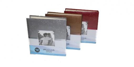 אלבום כיסים תפור איכותי 50 תמונות 13X18