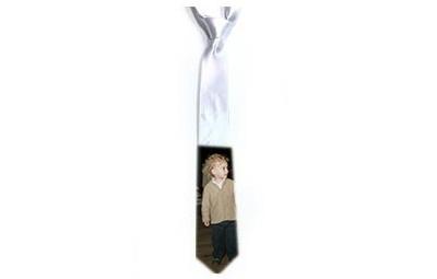 עניבה + הדפסה על המוצר