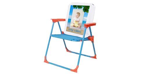 כסא ים + הדפסה על המוצר