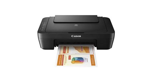 מדפסת קנון הזרקת דיו Canon PIXMA MG2550S